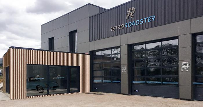 L'atelier Retro Roadster à Saint-Germain-de-la-Grange