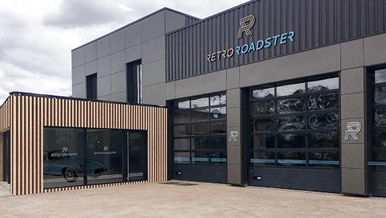 L'atelier Retro Roadster à L'atelier Retro Roadster à Saint-Germain-de-la-Grange